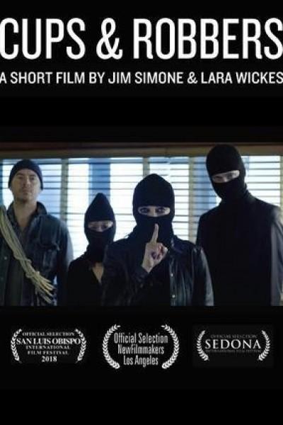 Caratula, cartel, poster o portada de Camareros y ladrones