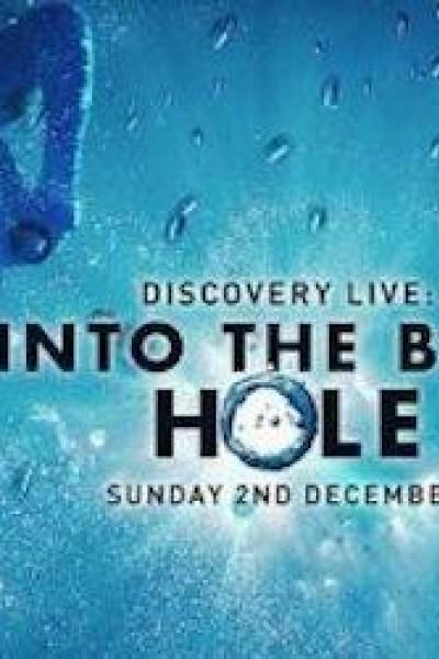 Caratula, cartel, poster o portada de Discovery Live: Into The Blue Hole