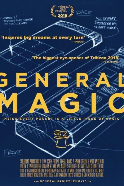 Caratula, cartel, poster o portada de General Magic