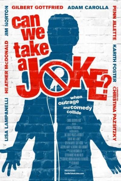 Caratula, cartel, poster o portada de Can We Take a Joke?