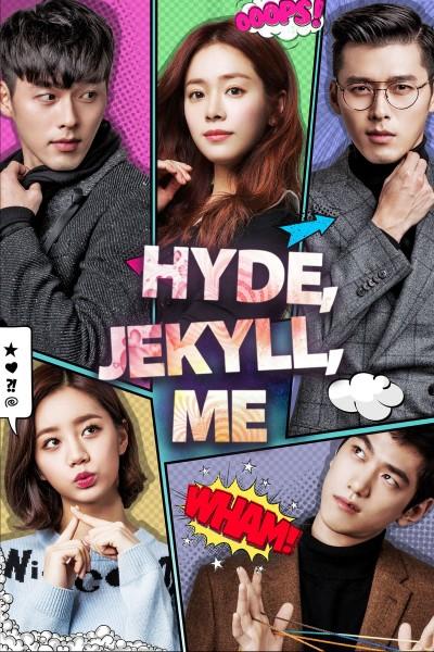 Caratula, cartel, poster o portada de Hyde, Jekyll, Me