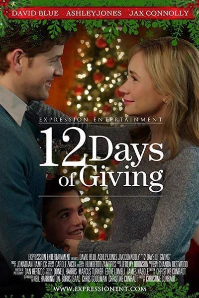 Caratula, cartel, poster o portada de 12 días para regalar