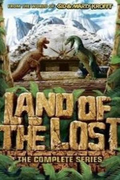 Caratula, cartel, poster o portada de Land of the Lost