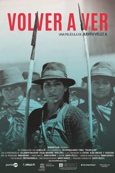 Caratula, cartel, poster o portada de Volver a ver