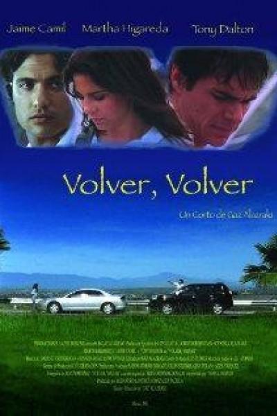 Caratula, cartel, poster o portada de Volver, volver
