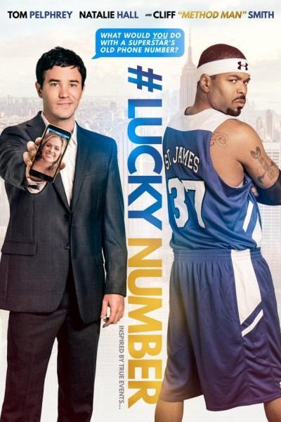 Caratula, cartel, poster o portada de #Lucky Number