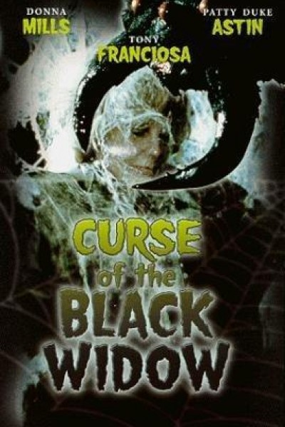 Caratula, cartel, poster o portada de La maldición de la viuda negra