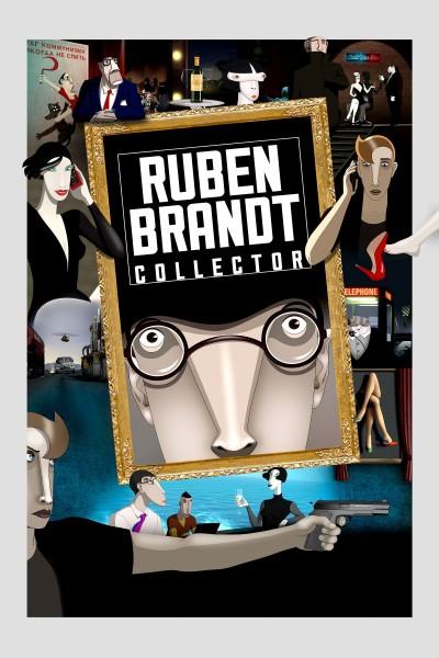 Caratula, cartel, poster o portada de Ruben Brandt, coleccionista