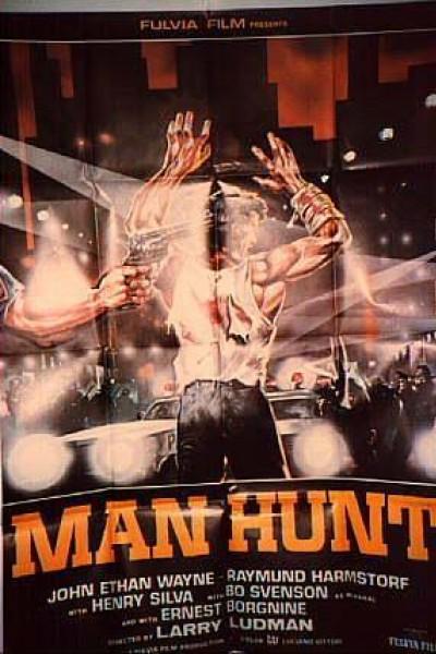 Caratula, cartel, poster o portada de Manhunt. Cacería del hombre