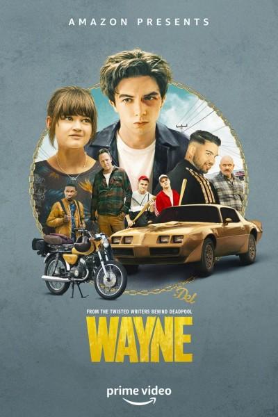 Caratula, cartel, poster o portada de Wayne