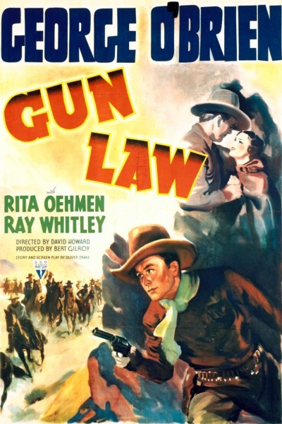 Caratula, cartel, poster o portada de Gun Law