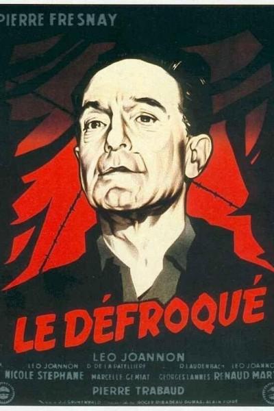 Caratula, cartel, poster o portada de El renegado