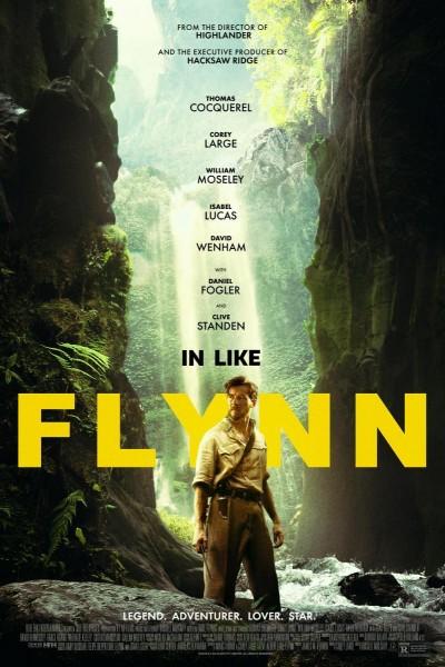 Caratula, cartel, poster o portada de Las aventuras de Errol Flynn