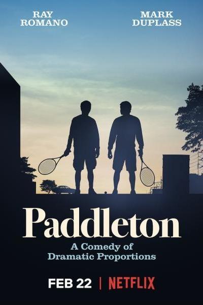 Caratula, cartel, poster o portada de Paddleton