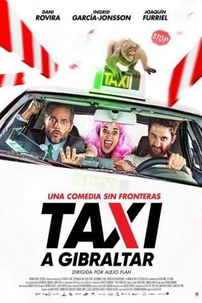 Caratula, cartel, poster o portada de Taxi a Gibraltar