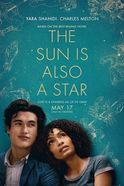 Caratula, cartel, poster o portada de The Sun Is Also a Star
