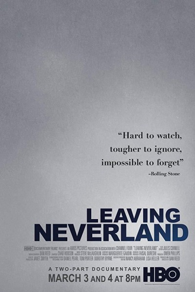 Caratula, cartel, poster o portada de Leaving Neverland