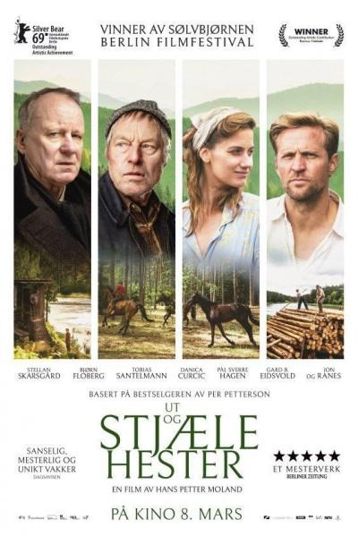 Caratula, cartel, poster o portada de Out Stealing Horses