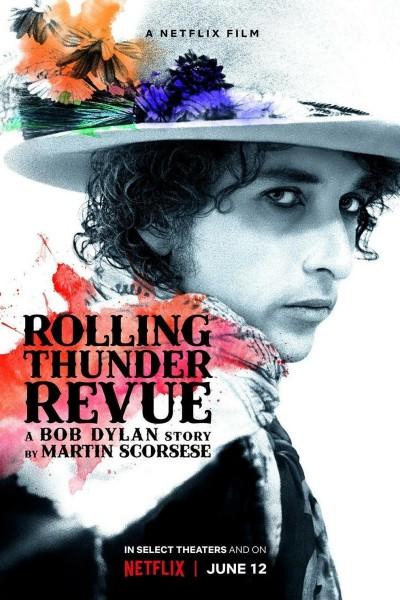 Caratula, cartel, poster o portada de Rolling Thunder Revue: A Bob Dylan Story by Martin Scorsese