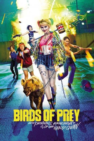 Caratula, cartel, poster o portada de Aves de presa (y la fantabulosa emancipación de Harley Quinn)