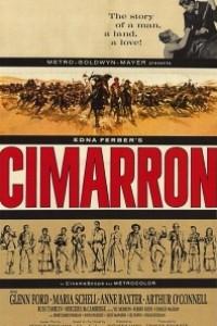 Caratula, cartel, poster o portada de Cimarrón