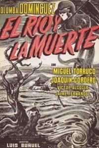 Caratula, cartel, poster o portada de El río y la muerte