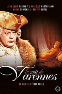 Caratula, cartel, poster o portada de La noche de Varennes