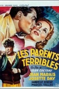 Caratula, cartel, poster o portada de Les Parents terribles