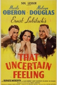 Caratula, cartel, poster o portada de Lo que piensan las mujeres