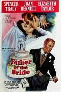 Caratula, cartel, poster o portada de El padre de la novia
