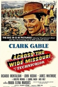 Caratula, cartel, poster o portada de Más allá del Missouri
