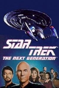 Caratula, cartel, poster o portada de Star Trek: La nueva generación