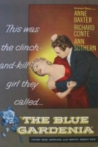 Caratula, cartel, poster o portada de Gardenia azul