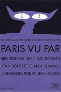 Caratula, cartel, poster o portada de París visto por...