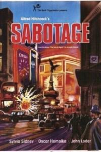 Caratula, cartel, poster o portada de Sabotaje (La mujer solitaria)