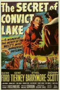 Caratula, cartel, poster o portada de El secreto de Convict Lake