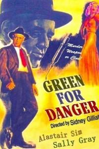 Caratula, cartel, poster o portada de Verde es el peligro