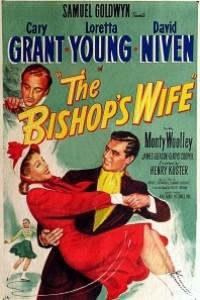 Caratula, cartel, poster o portada de La mujer del obispo