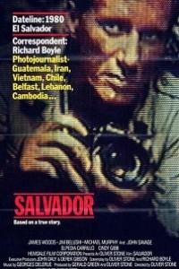 Caratula, cartel, poster o portada de Salvador