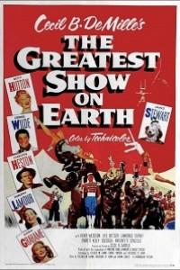 Caratula, cartel, poster o portada de El mayor espectáculo del mundo