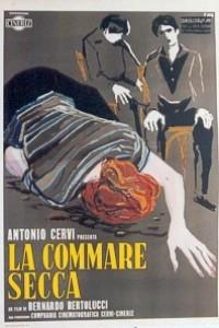 Caratula, cartel, poster o portada de La commare secca (La cosecha estéril)