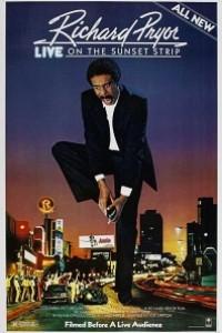 Caratula, cartel, poster o portada de Richard Pryor Live on the Sunset Strip
