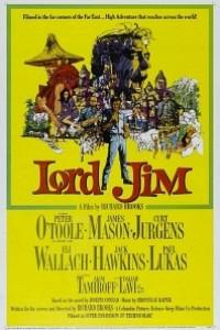 Caratula, cartel, poster o portada de Lord Jim