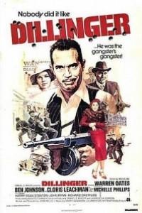 Caratula, cartel, poster o portada de Dillinger