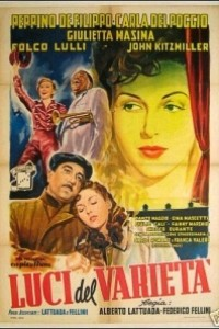 Caratula, cartel, poster o portada de Luces de Varieté