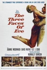 Caratula, cartel, poster o portada de Las tres caras de Eva