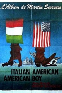 Caratula, cartel, poster o portada de Italoamericano