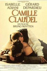 Caratula, cartel, poster o portada de La pasión de Camille Claudel