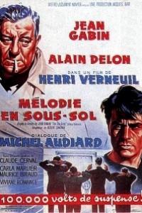 Caratula, cartel, poster o portada de Gran jugada en la Costa Azul