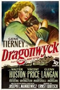 Caratula, cartel, poster o portada de El castillo de Dragonwyck